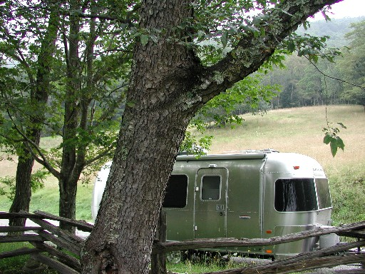 Our Airstream 22 ft. '02 International CCD