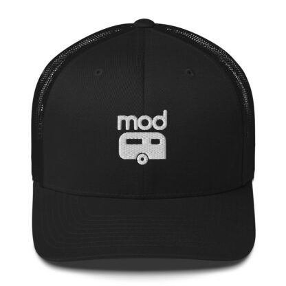 Mod Camper Trucker Hat
