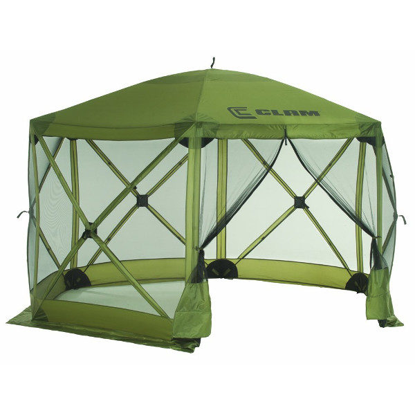Clam Tent Canopy