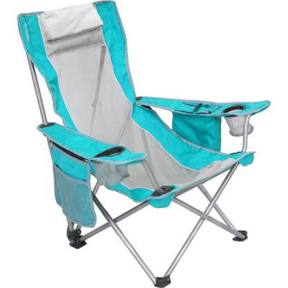 Kijaro Coast Beach Sling Chair Ionian Turquoise