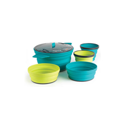 Sea to Summit X Set 31 cook and dinnerware
