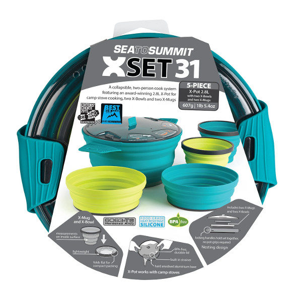 Sea to Summit X Set 31 set