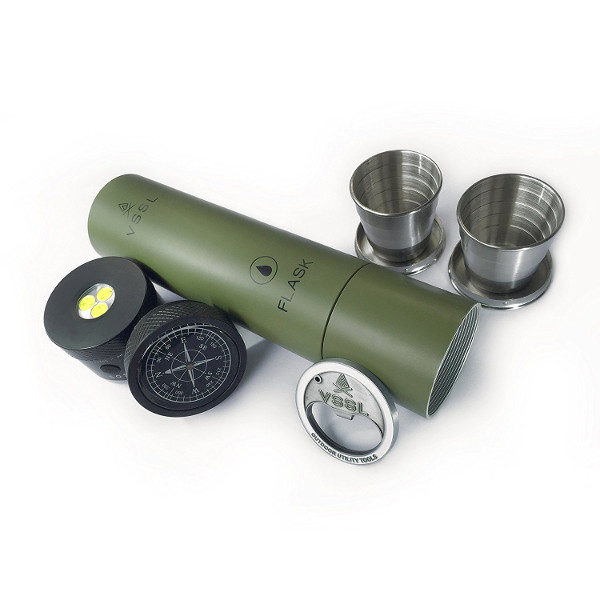 VSSL Flask and Flashlight