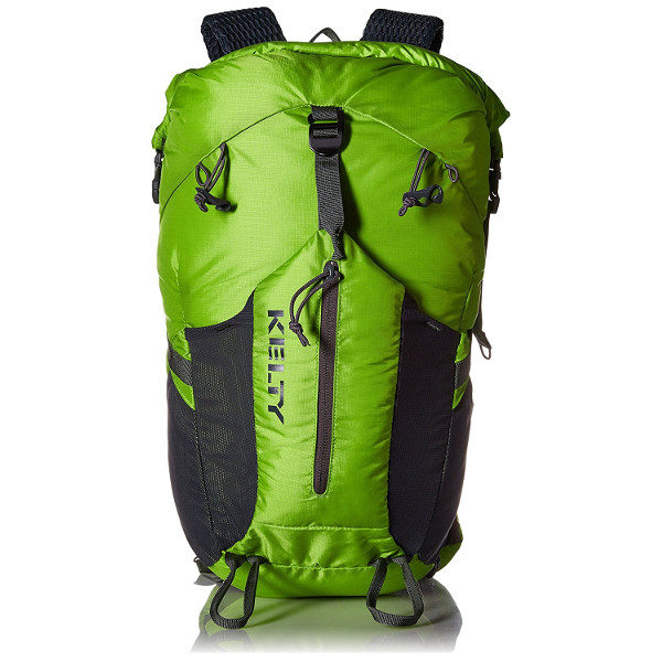 Kelty Ruckus Roll Top Backpack Green Apple