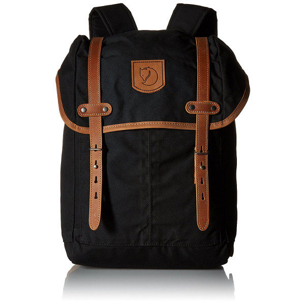 Fjallraven Rucksack No.21 in Black