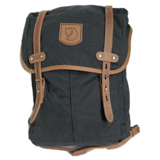 Fjallraven Rucksack No.21 in Dark Grey