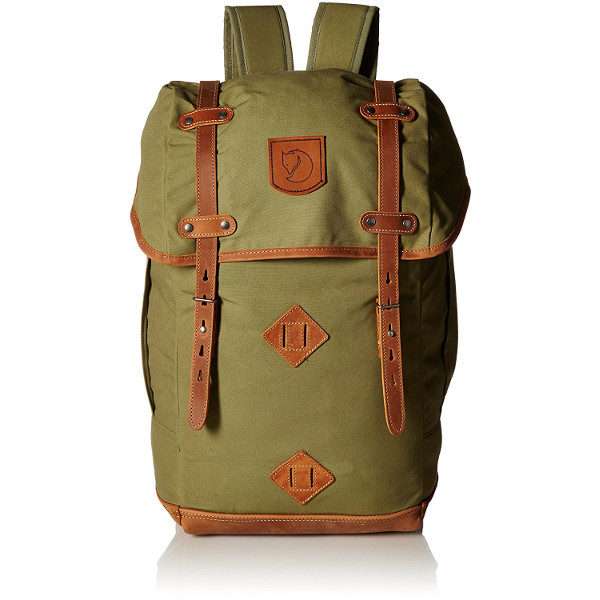 Fjallraven Rucksack No.21 in Green