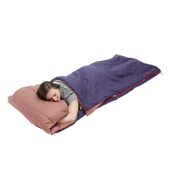 Kelty Revival 40 pillow pocket
