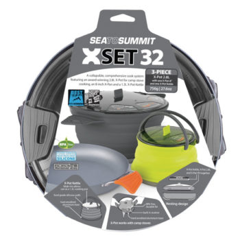 Sea to Summit X Set 32 package