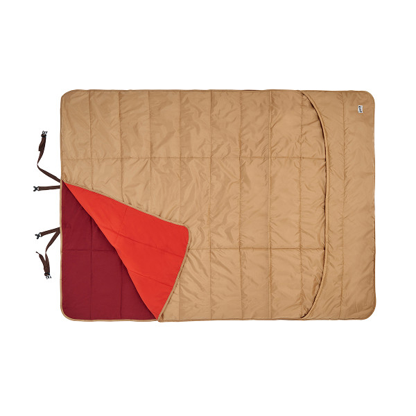 Kelty Shindig Blanket in Canyon Brown