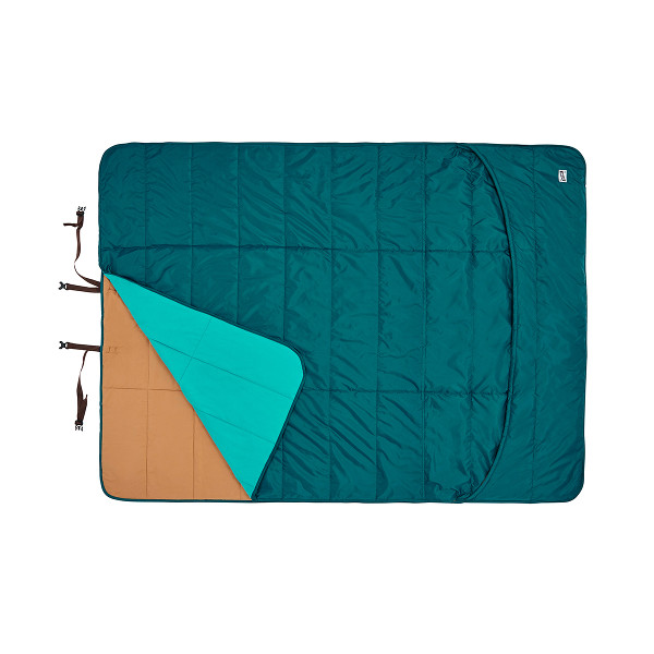 Kelty Shindig Blanket in Deep Teal