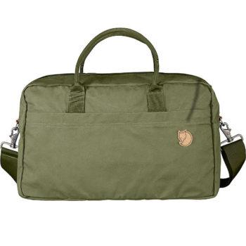 Fjallraven Gear Duffel Bag in Green