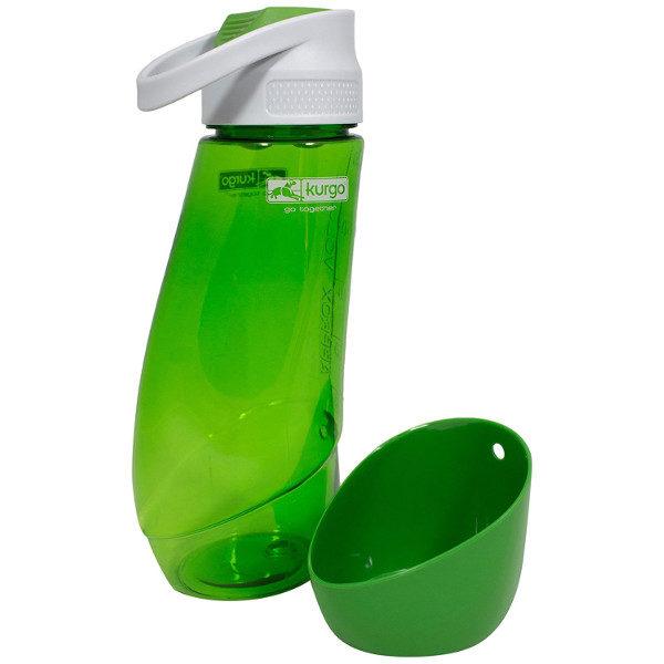 Kurgo Gourd Water Bottle and Dog Bowl