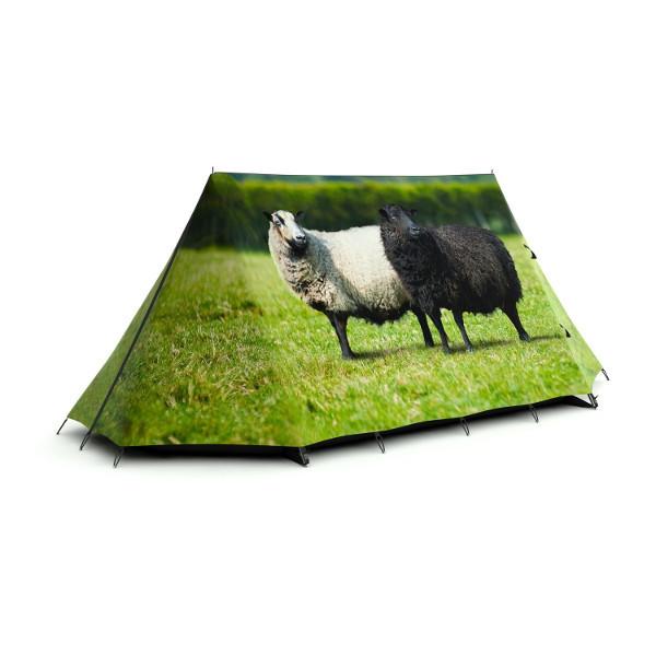 FieldCandy Animal Farm tent alternate side