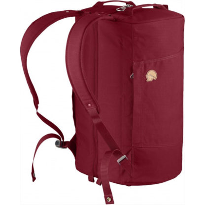 Fjallraven Splitpack in Redwood