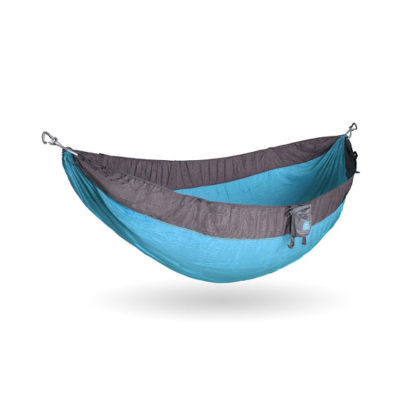 Kammok Roo Double Hammock in Blue