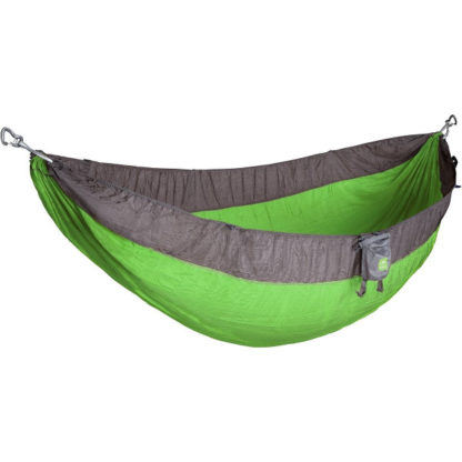 Kammok Roo Double Hammock in Green