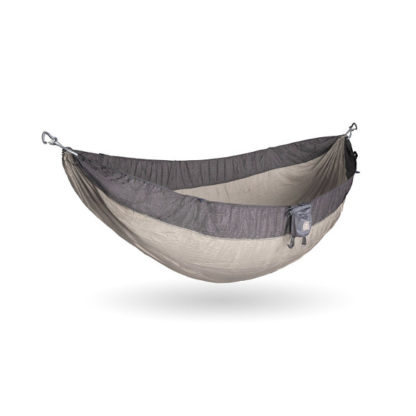 Kammok Roo Double Hammock in Grey
