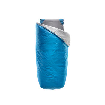 Thermarest Argo Blanket around pad