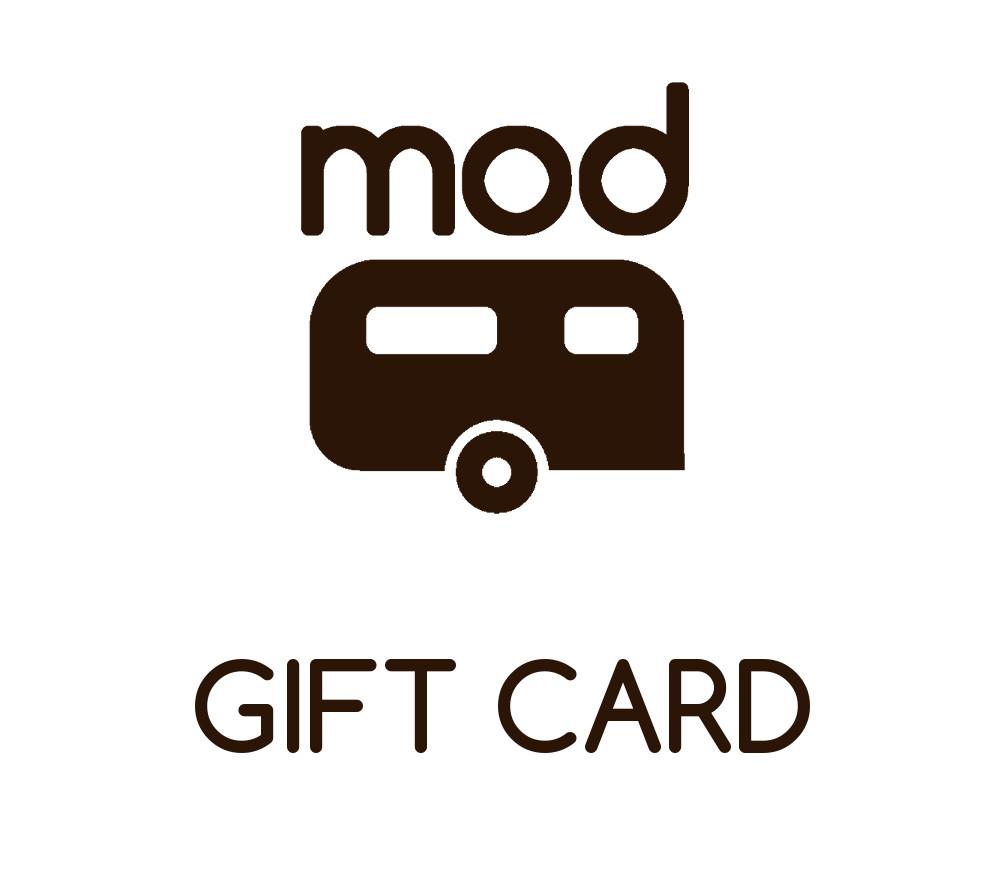 Mod Shop Gift Card