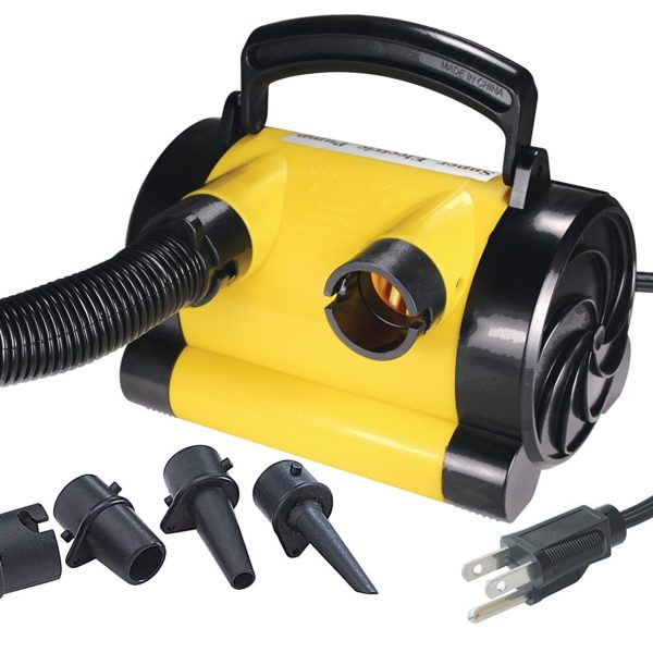 AirHead Air Pump at Mod Camper