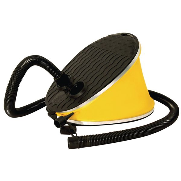 AirHead Bellow Foot Pump at Mod Camper