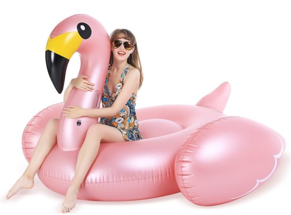 Flamingo Pool Floatie