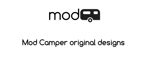 The Mod Shop is Mod Camper original designs