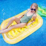 Pineapple Float lounger