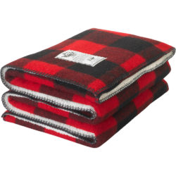 Woolrich Sherpa Rough Rider Wool Blanket