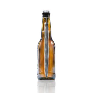 Corkcicle Chillsner Beer Chiller in bottle