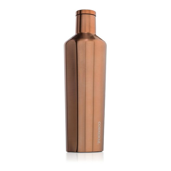Corkcicle Classic Canteen in Brushed Copper