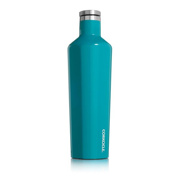 Corkcicle Classic Canteen in Gloss Biscay Bay