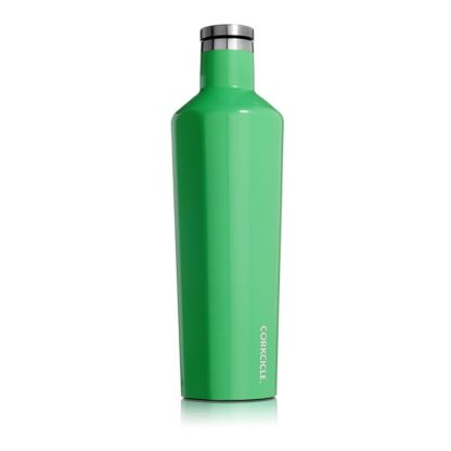 Corkcicle Classic Canteen in Gloss Caribbean Green