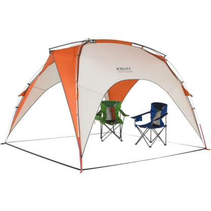 Kelty Shade Maker 2 with chairs