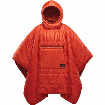 Therm-a-Rest Honcho Poncho in Tomato