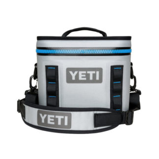 Yeti Hopper Flip Cooler in Fog Grey