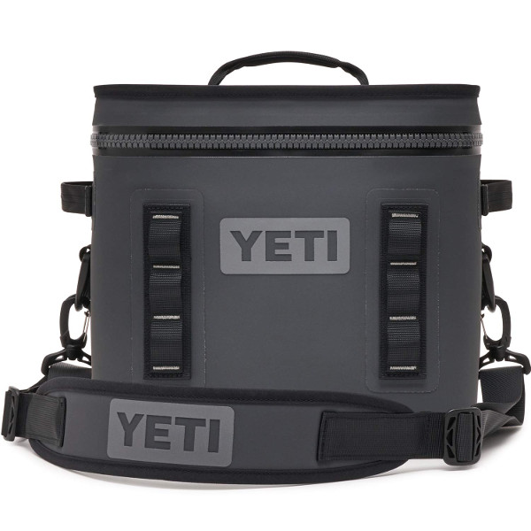 Yeti Hopper Flip Cooler in Charcoal