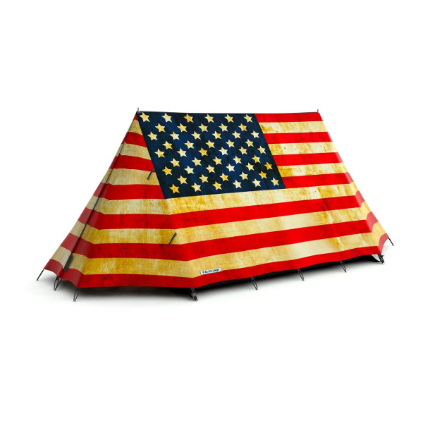FieldCandy Old Glory American Flag Tent