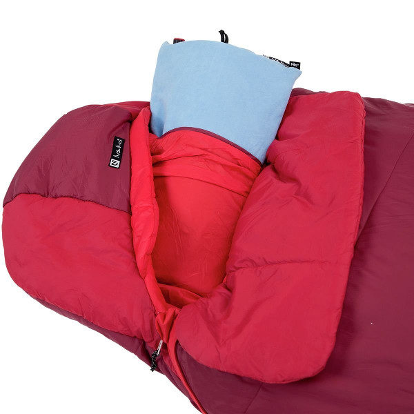 Nemo Celesta Sleeping Bag pillow sleeve