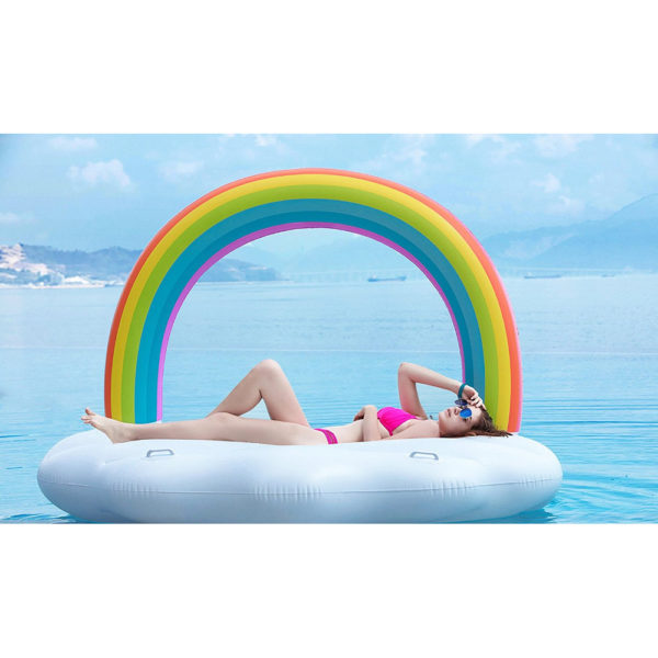 Rainbow Cloud Float Loungers