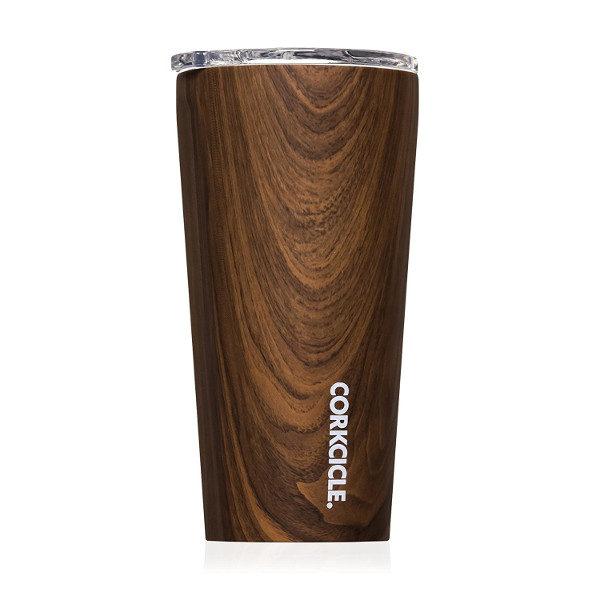 Corkcicle Walnut Wood Tumbler
