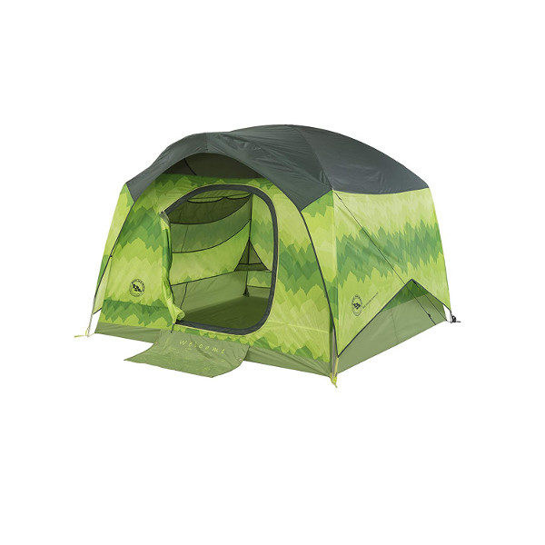 Big Agnes Big House Deluxe Tent in Green Leaf