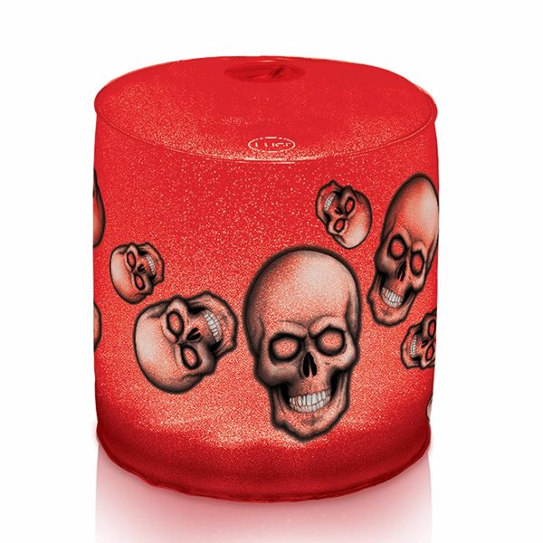 MPOWERD Luci Spooky Scull Inflatable Solar Light