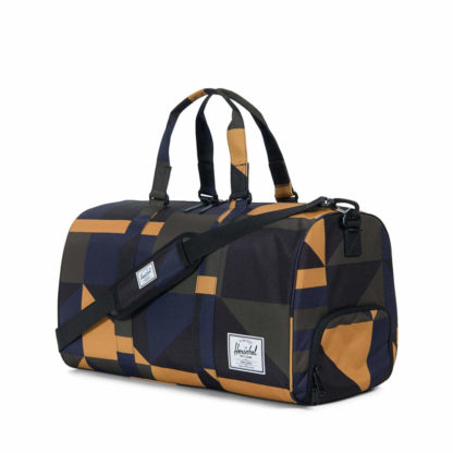 Herschel Novel Duffel Bag in Arrowwood Frontier Geo
