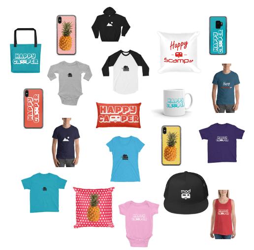 Mod Shop products