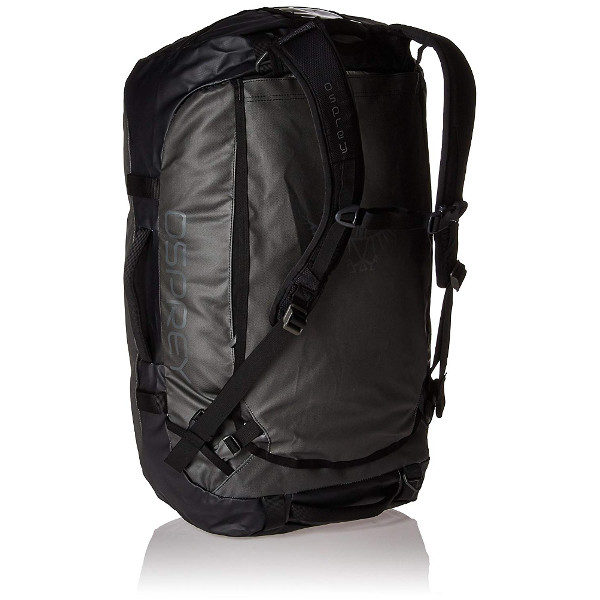 Osprey Transporter 65 Expedition Duffel in Black