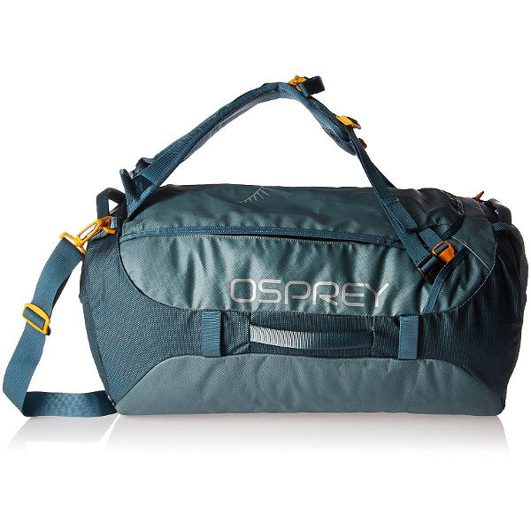 Osprey Transporter 65 Expedition Duffel in Keystone Grey
