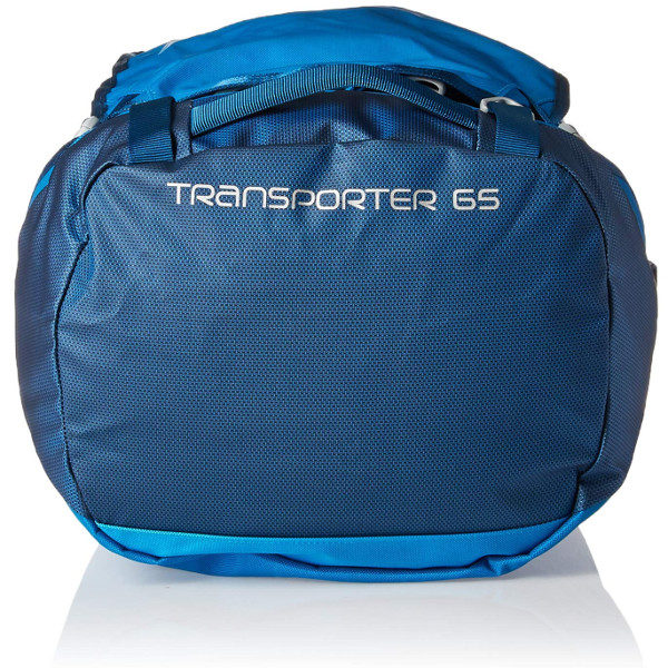 Osprey Transporter 65 Expedition Duffel in Kingfisher Blue
