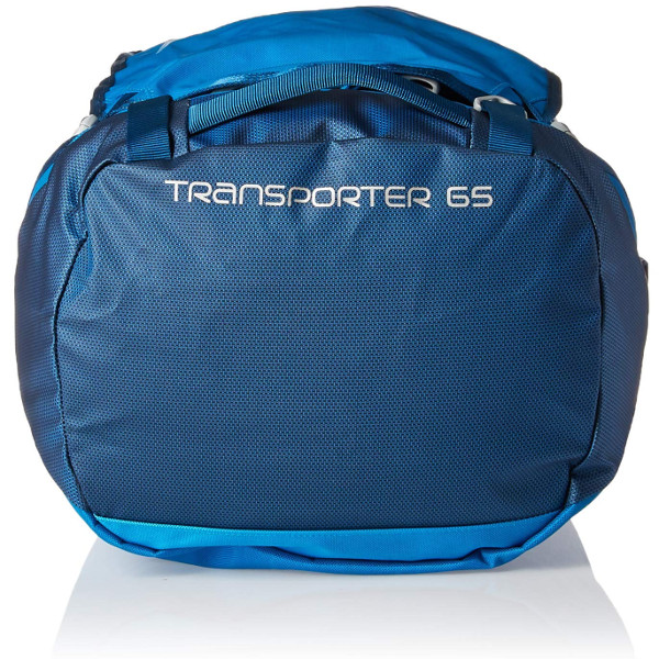 e5734436b886 Osprey Transporter 65 Expedition Duffel in Kingfisher Blue